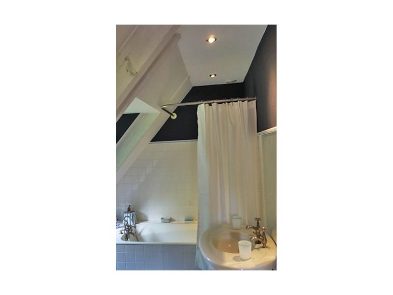 Cabine de douche textile GalboBain sur-mesure pour baignoire ...
