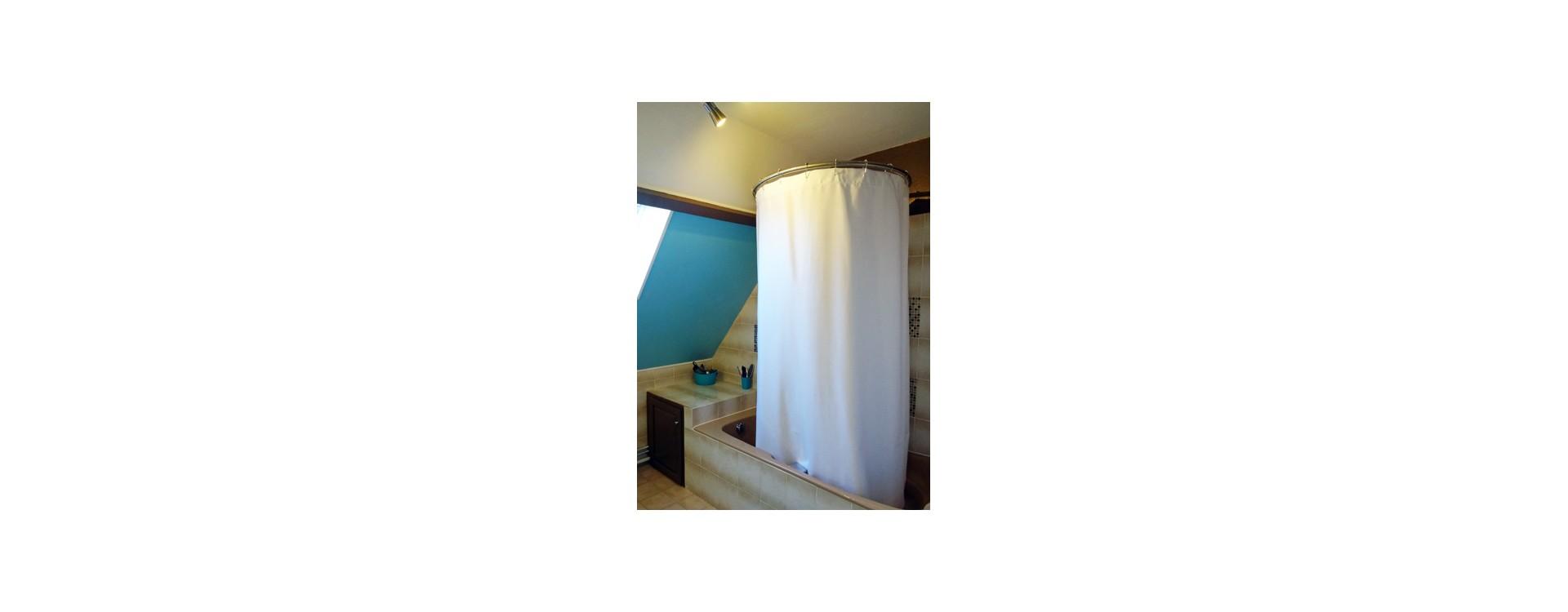 Baignoire Sous Les Combles baignoire en sous pente et solution circulaire de galbobain